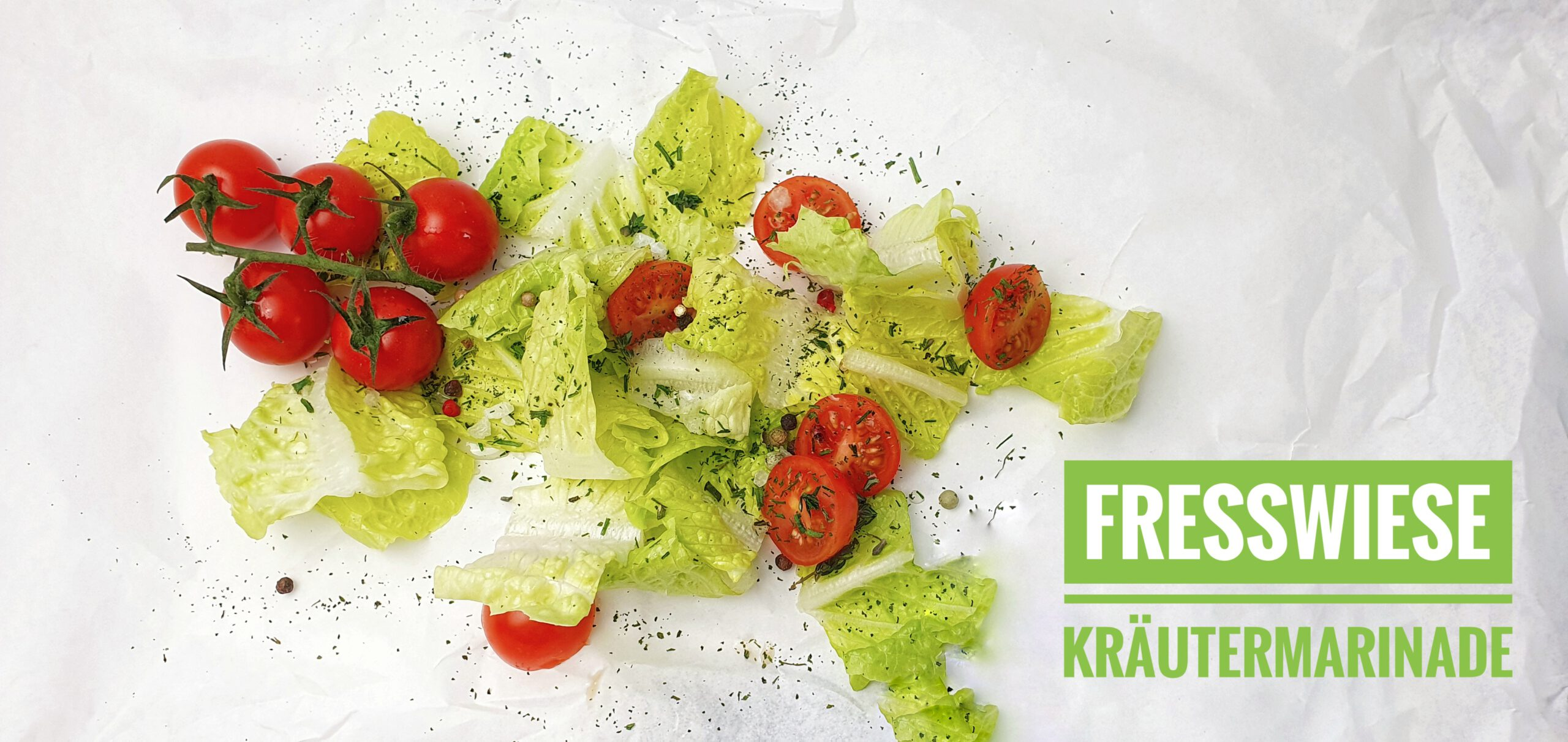 Fresswiese's Kräutermarinade